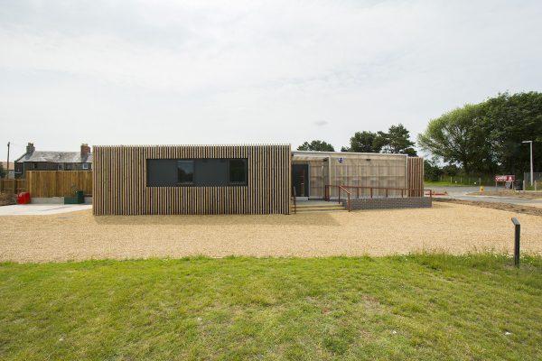 Larick Campsite - Amenity Block 2