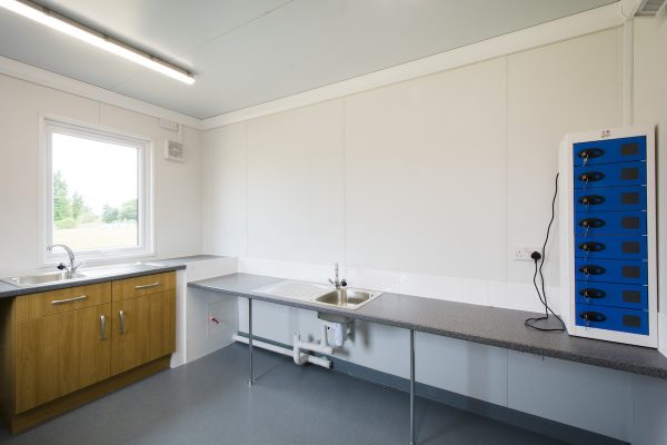 Larick Campsite - Kitchen